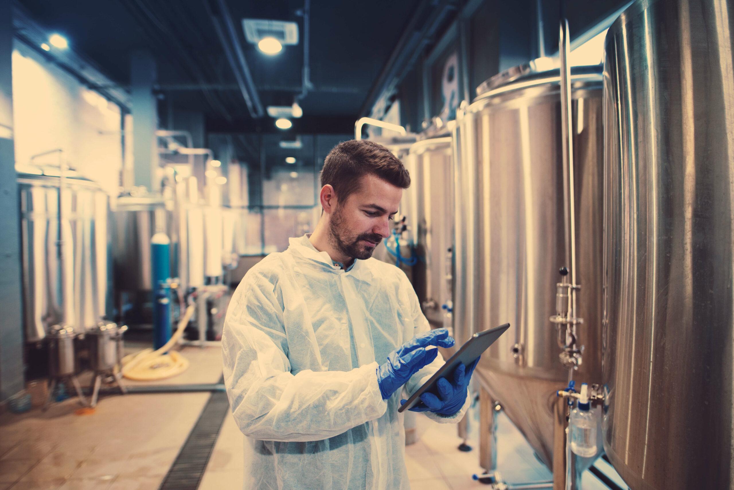 Application mobile inspection industrielle : le choix en 5 étapes - Simesys