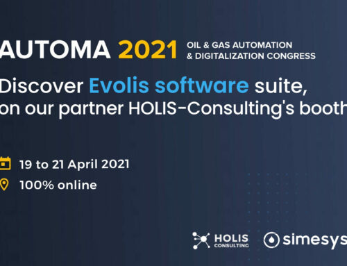 Discover Evolis, an industrial infrastructure inspection software suite, on HOLIS-Consulting booth, during the 100% online edition of the AUTOMA 2021 congress (April 19 to 21)